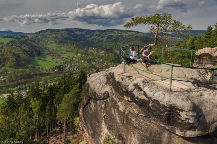 Чешский Рай, Беседицкие скалы