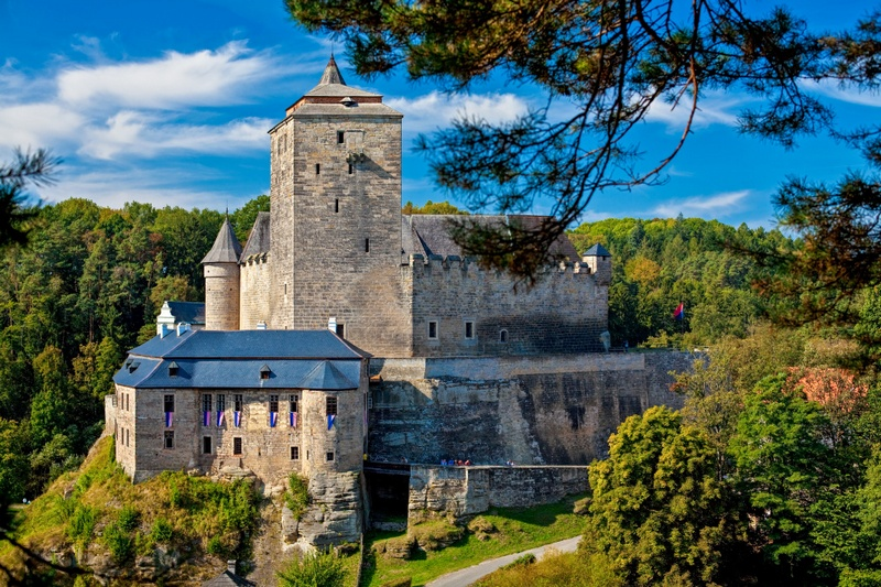 Каменный замок Кост, Чешский Рай