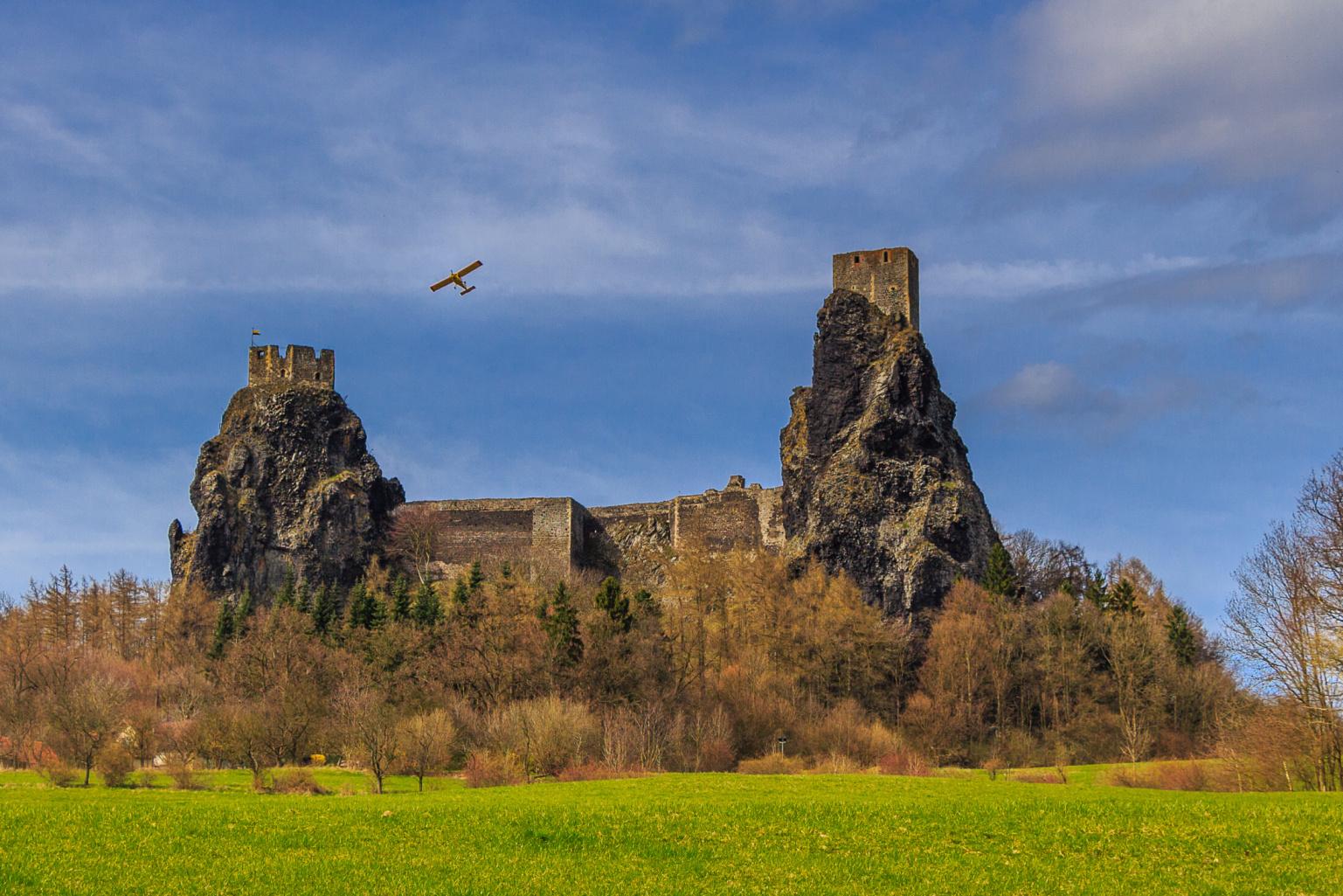 Крепость Троски, Чешский Рай
