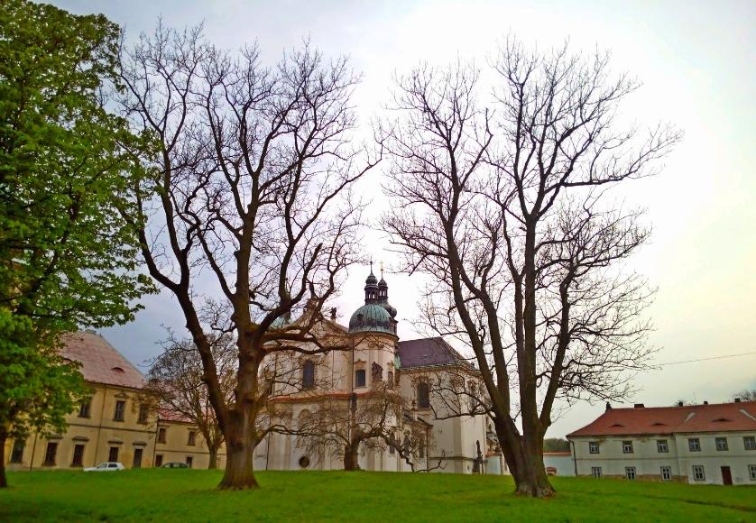 Цистерцианский монастырь в Теплице