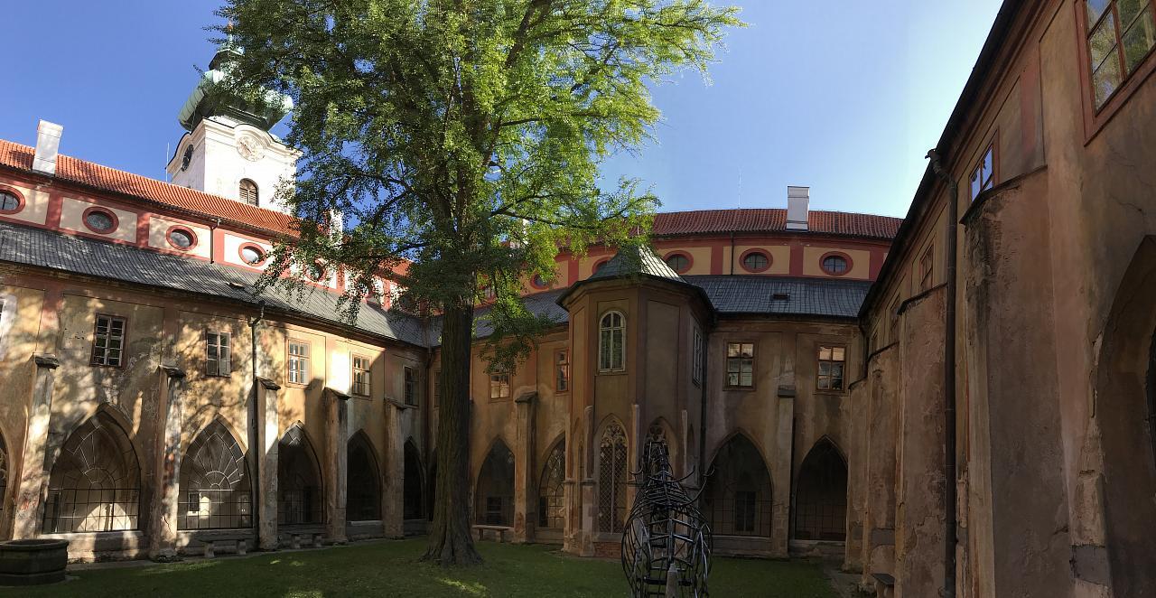 Доминиканский монастырь в Ческе Будеевице