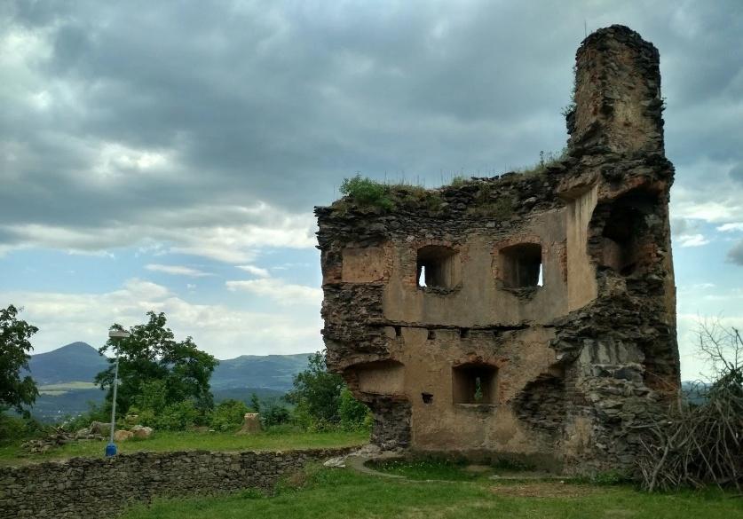 Крепость Доубравка, Теплице, Чехия