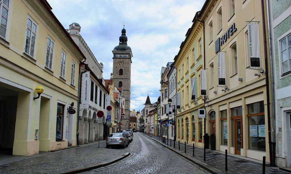 Исторический центр Ческе-Будеёвице