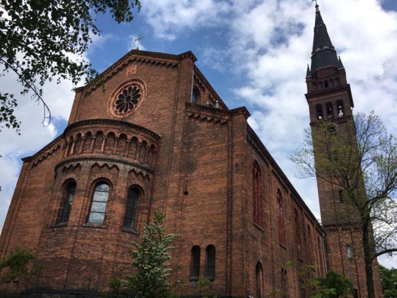Костел Святого Варфоломея в Теплице, Чехия