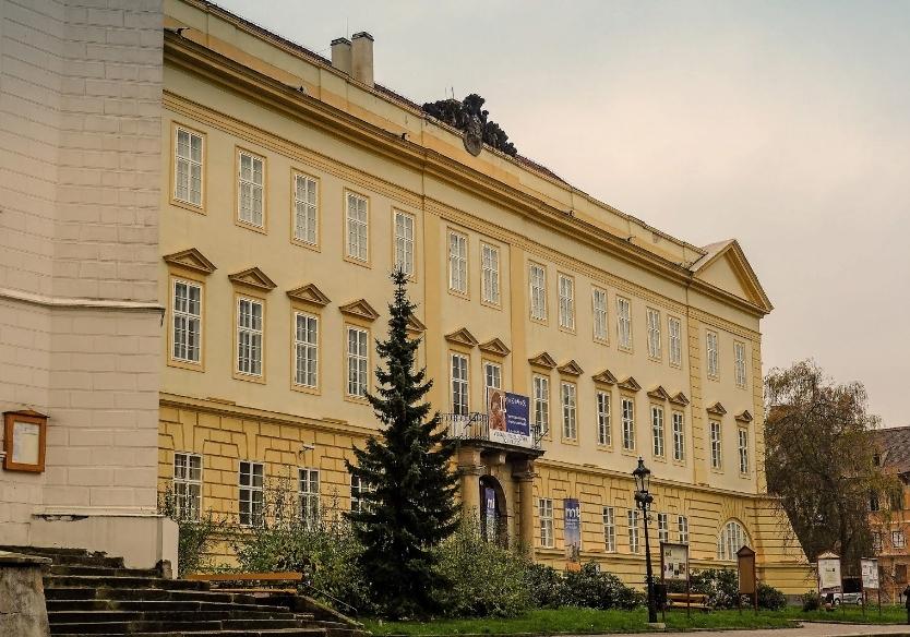 Региональный музей в Теплице, Чехия