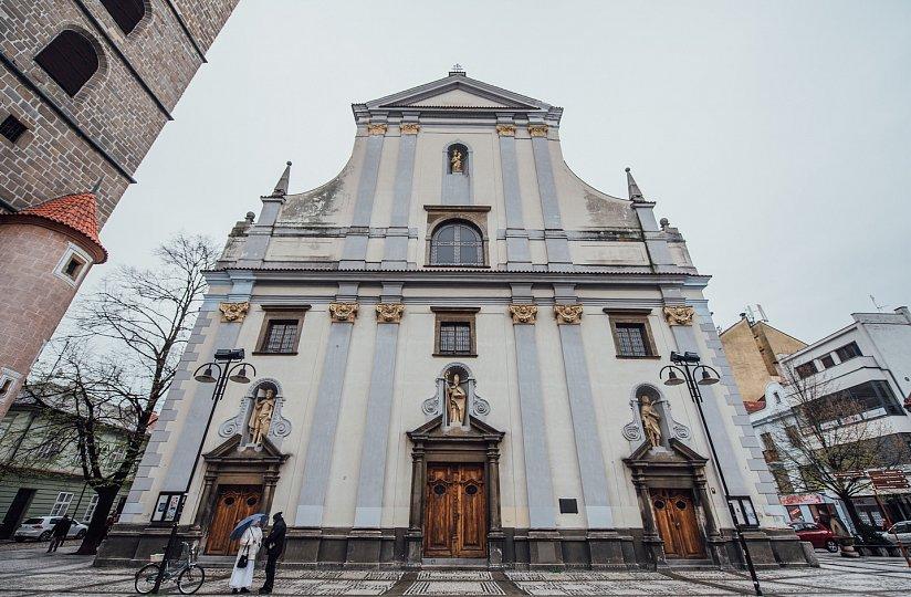 Собор Святого Николая в Ческе Будеёвице