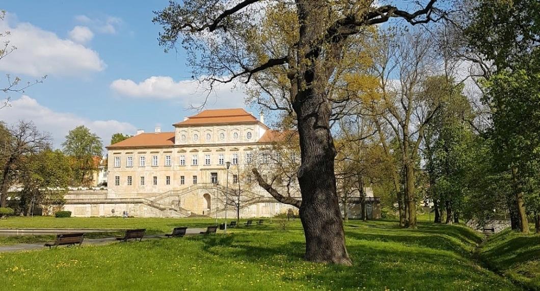 Духцовский замок, Теплице, Чехия
