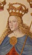 1-я жена Карла 4: Бланка Валуа