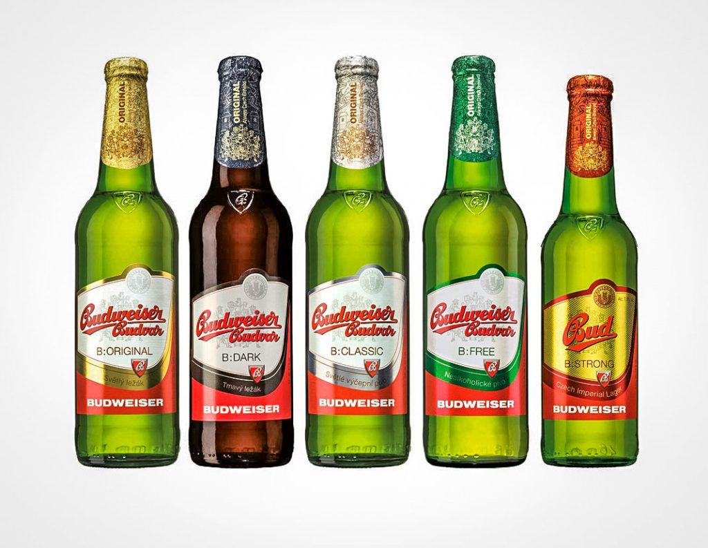 Чешское пиво Будвайзер (Budweiser)