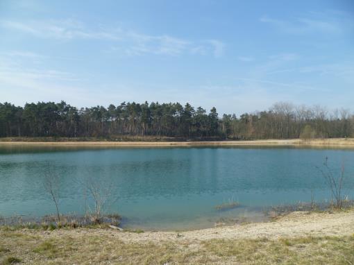 Озеро Konětopy