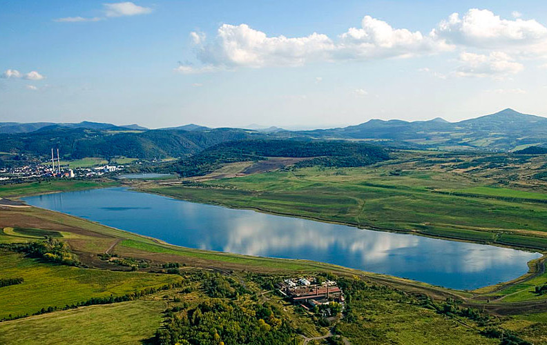 Озеро Milada
