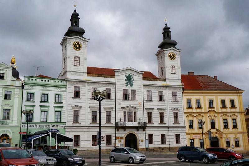 Старая ратуша, Градец Карлове