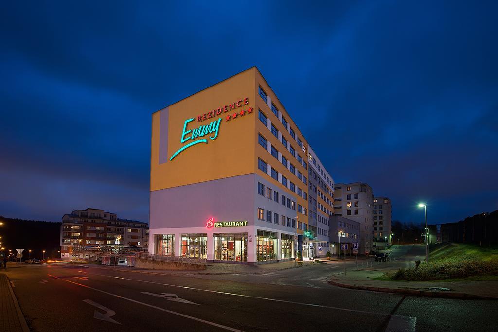 Отель Emmy Residence hotel 4* в Праге