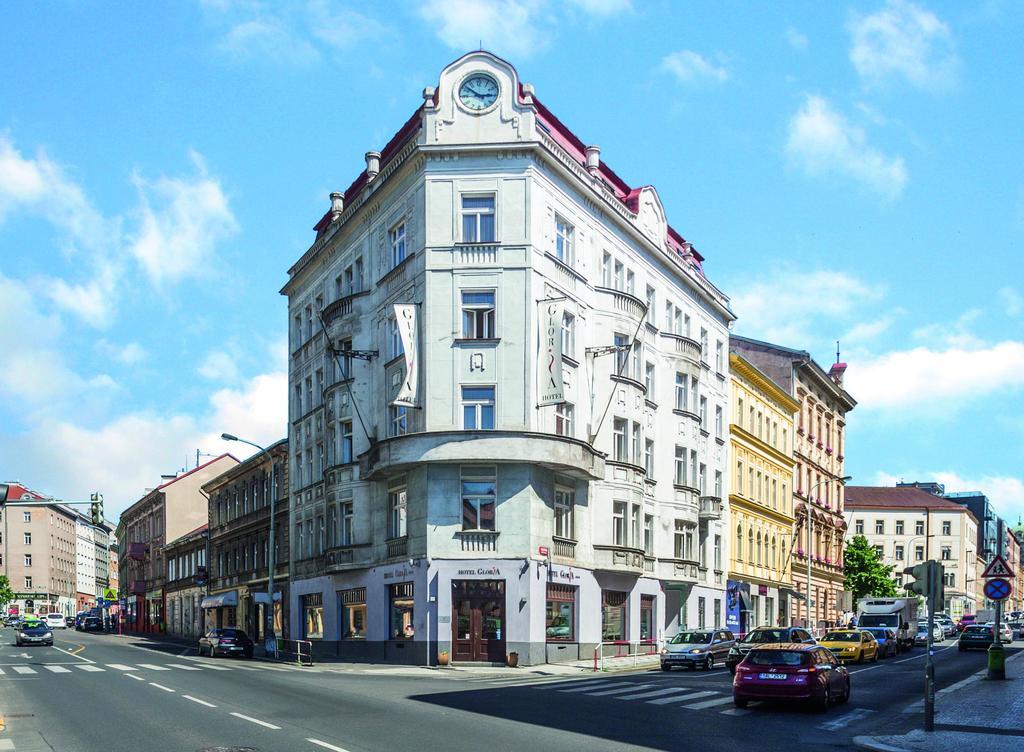 Отель Gloria 3* в Праге