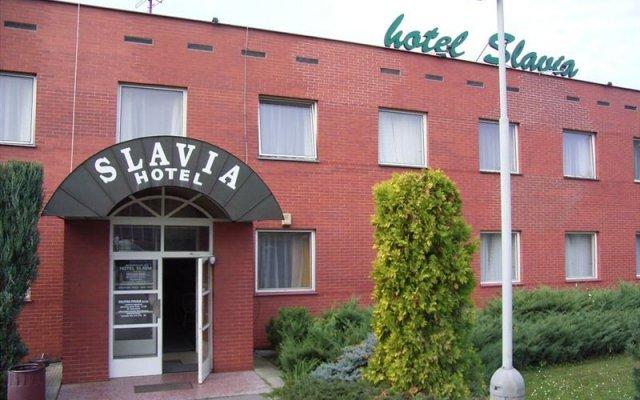 Отель Slavia 3* в Праге