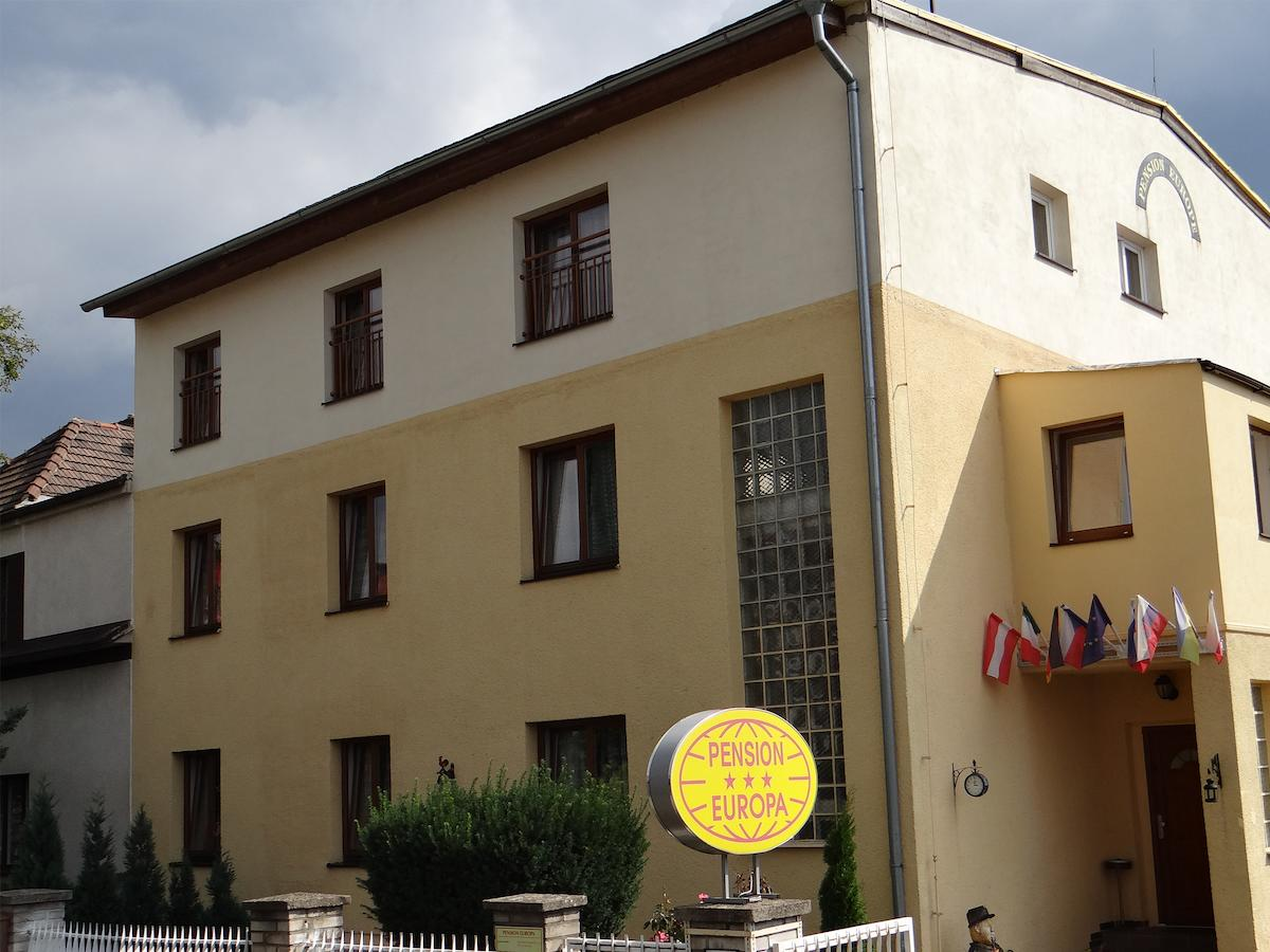 Отель Europa Pension 3* в Праге