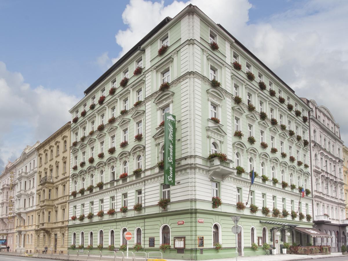 Отель Green Garden Hotel 4* в Праге