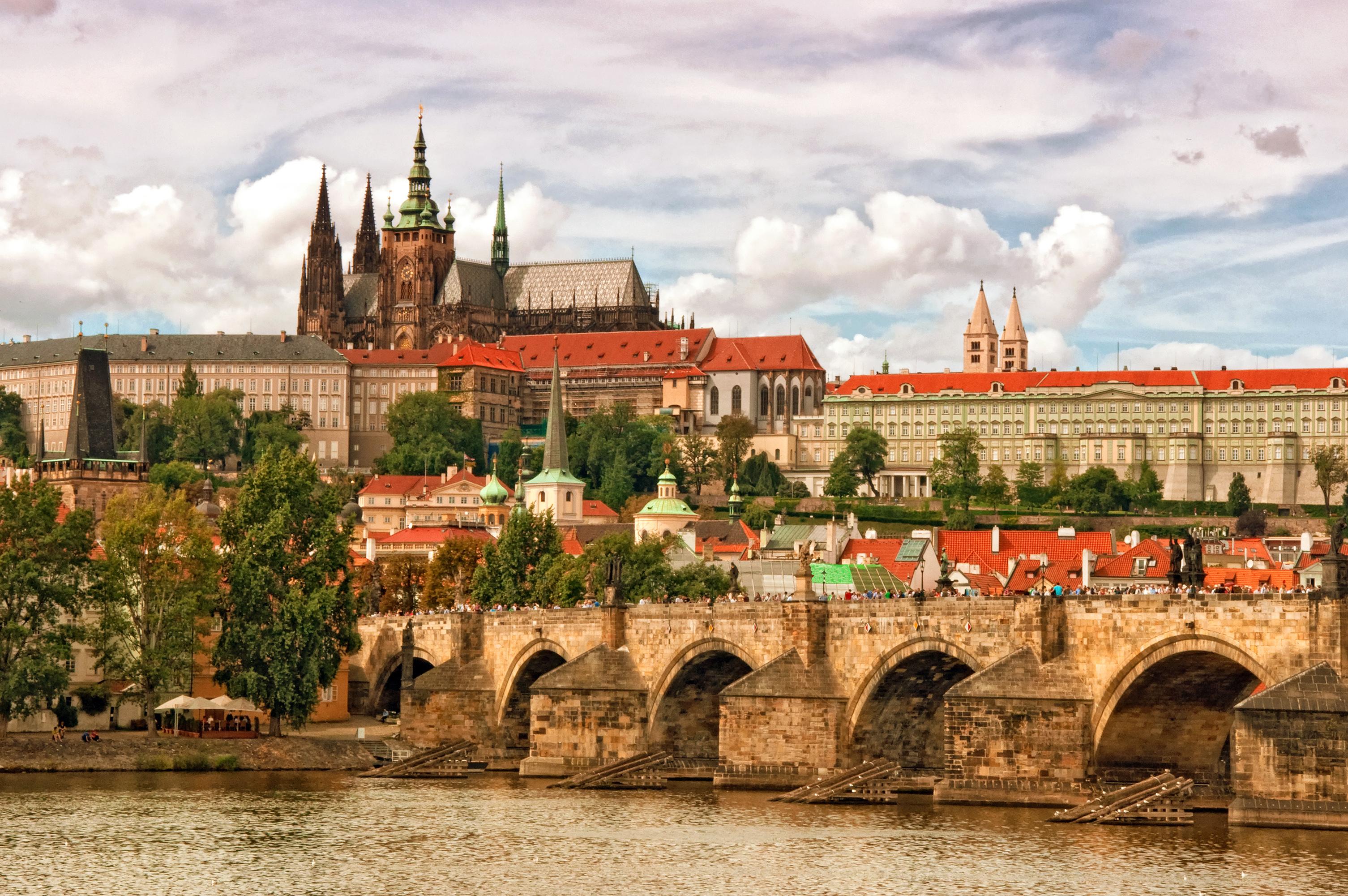 Чехия в средние века
