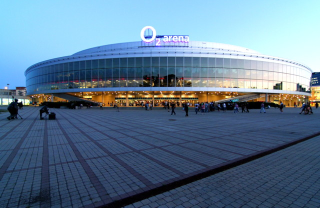 O2 арена в Праге