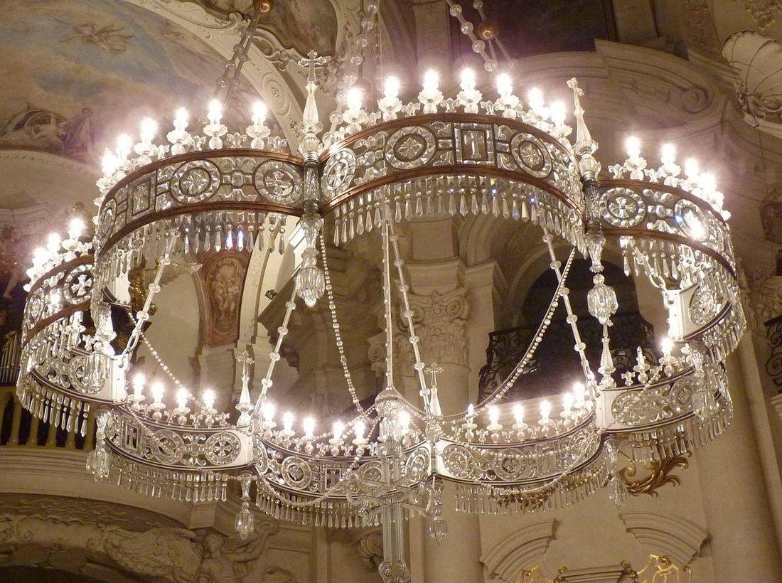 Собор Святого Николая в Праге, Старе-Место