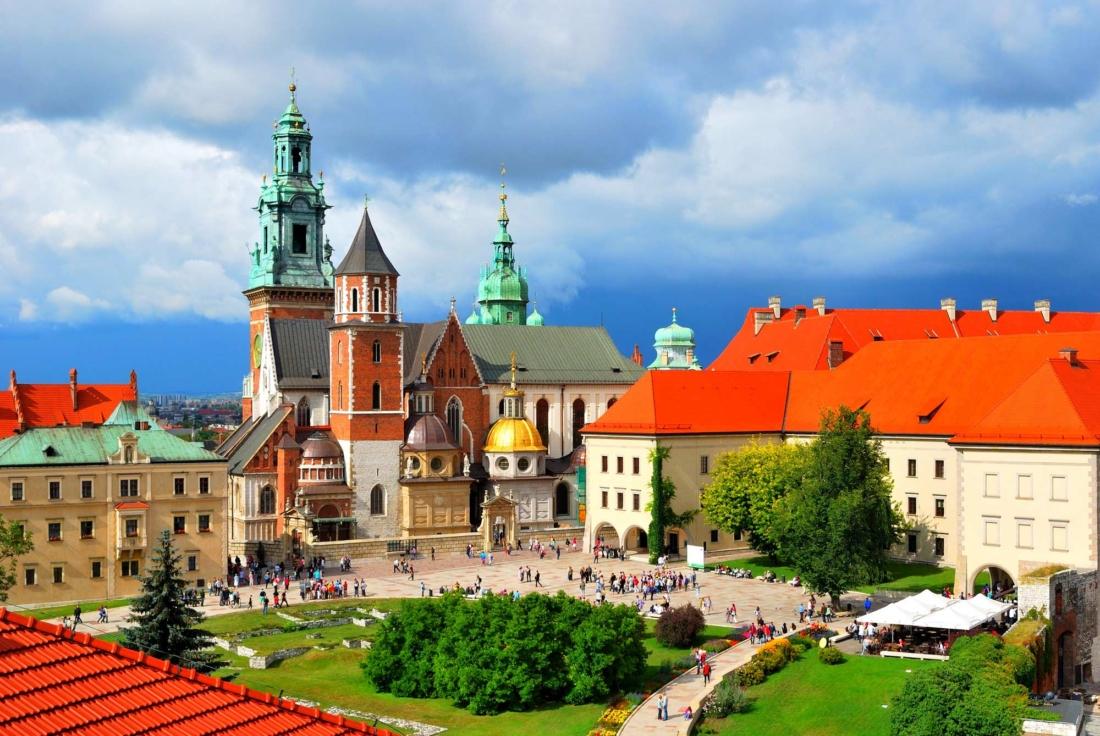 Туристическая поездка в Прагу на 5 дней