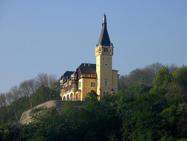 Замок Вертуше