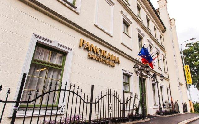 Отель Panorama 4* в Карловых Варах