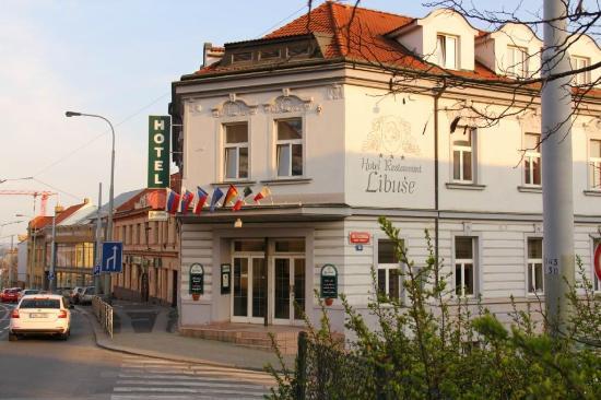 Отель Libuse 3* в Праге