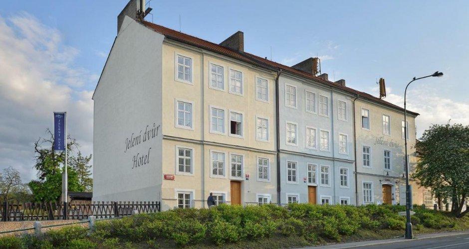 Отель Jeleni Dvur 3* в Праге
