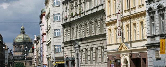 Отель Alton 3* в Праге