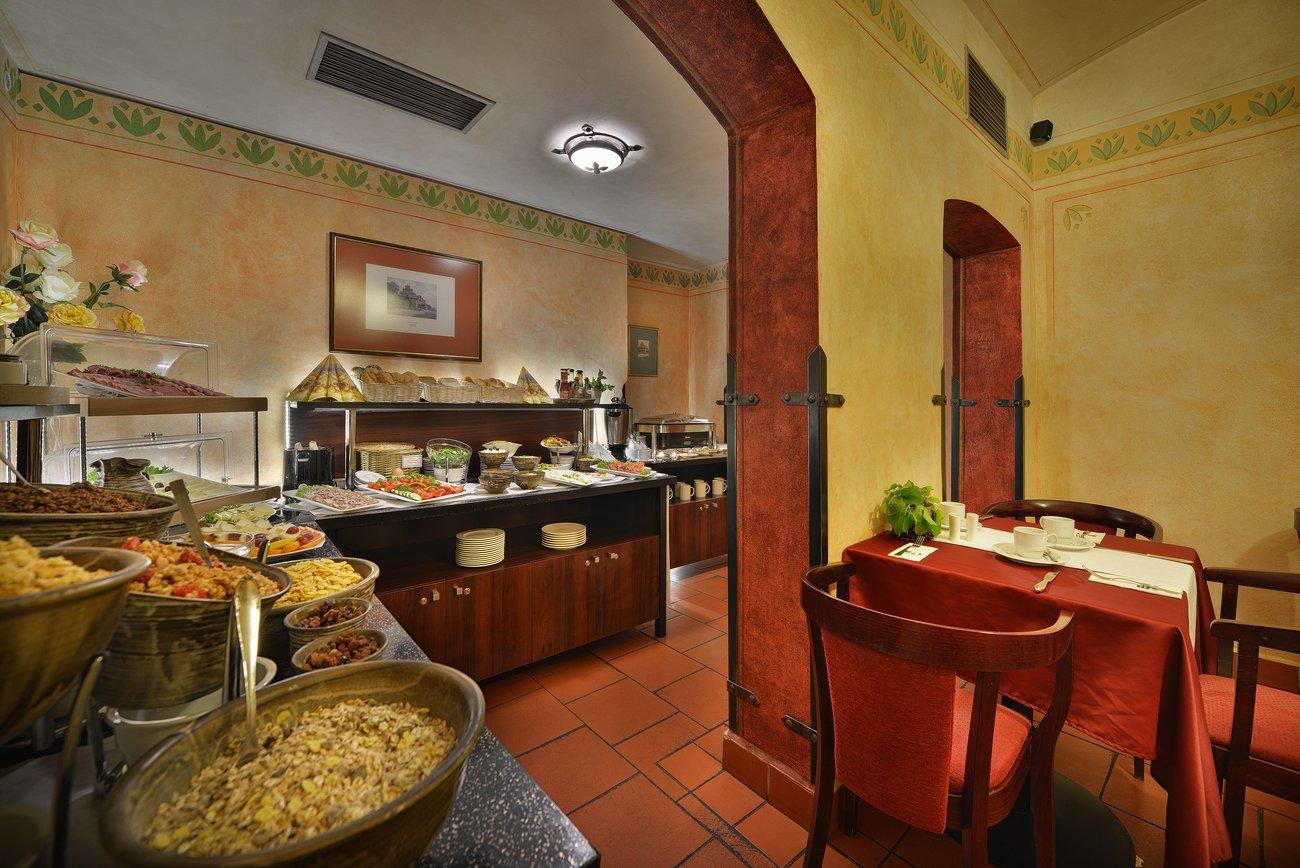 питание в отеле