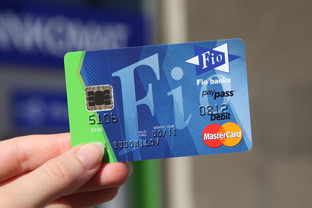 Fio Banka в Чехии